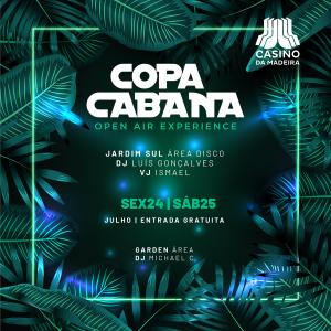 Copacabana Open Air Experience