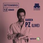 PZ fecha Verão do Garden em concerto